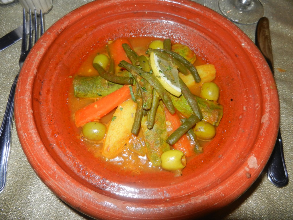 day7marrarabnightsdinnertagine