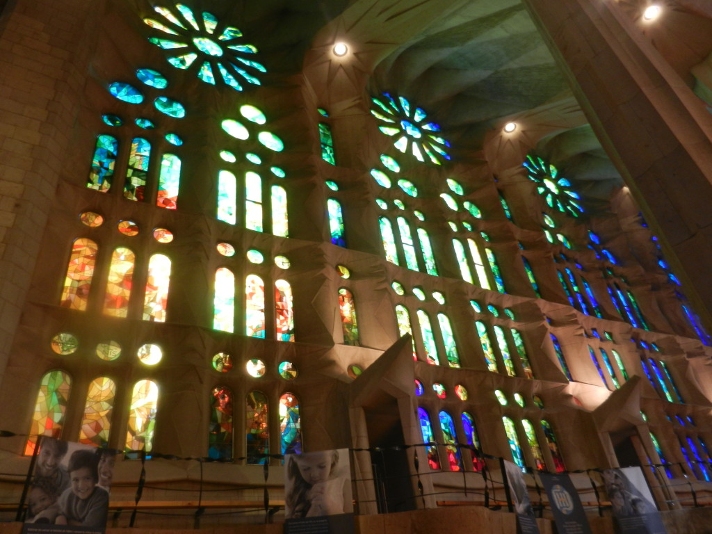 sagradstainglass