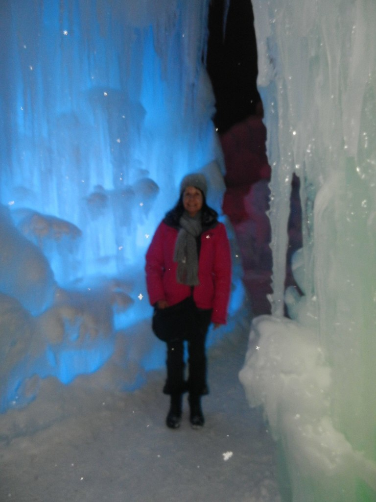 icecastlesnarrowpassageways