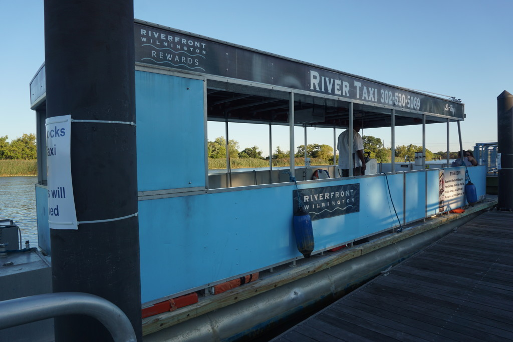 rivertaxi